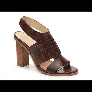 Charles David brown sandal